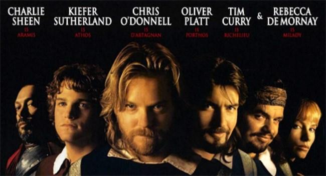 Estudio Completo Los Tres Mosqueteros En El Cine La Claqueta Todotalavera Com