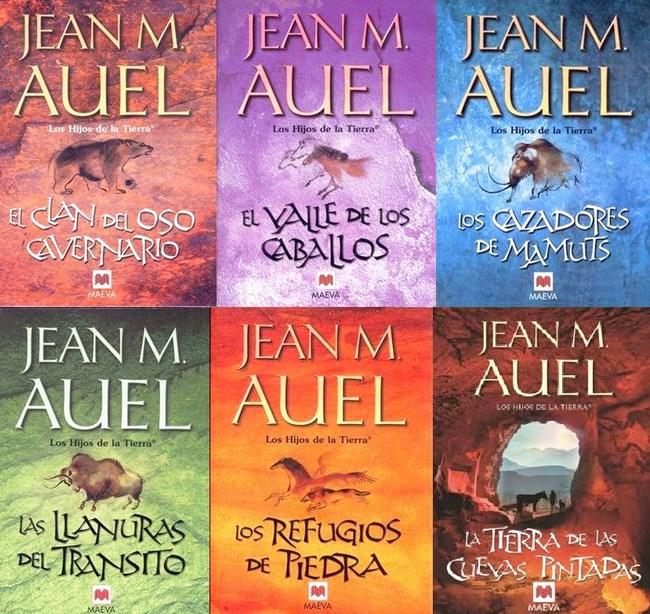 El club de lectura: El Clan del Oso Cavernario | PASEN Y